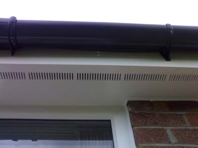 upvc Roofline Example